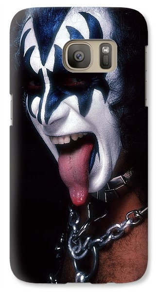 Kiss - The Demon Galaxy S7 Case by Epic Rights
