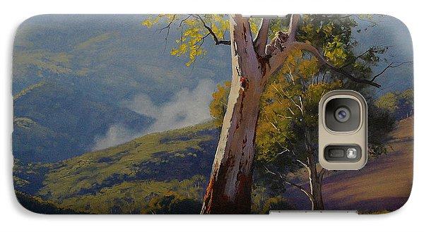 Koala In The Tree Galaxy S7 Case by Graham Gercken