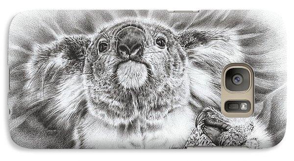Koala Roto Princess Galaxy S7 Case by Remrov