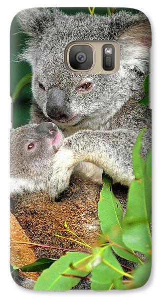 Koalas Galaxy S7 Case by Bildagentur-online/mcphoto-schulz