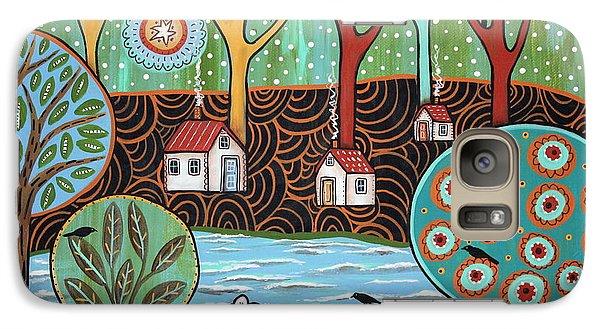 Lakeside1 Galaxy S7 Case by Karla Gerard
