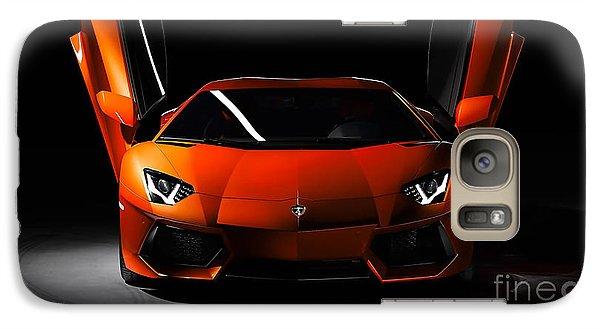 Lamborghini  Galaxy Case by Marvin Blaine