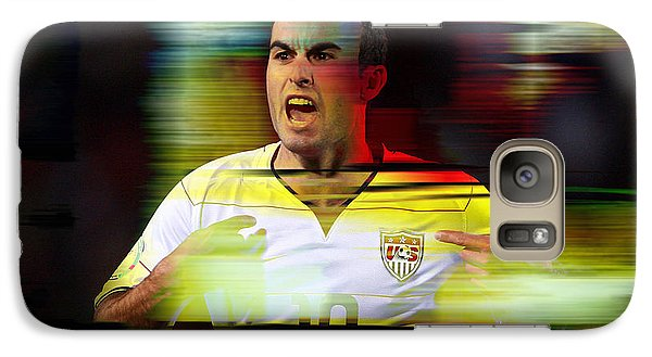 Landon Donovan Galaxy Case by Marvin Blaine