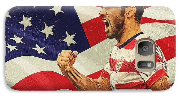 Landon Donovan Galaxy Case by Taylan Apukovska