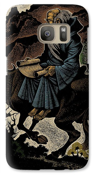 Galaxy Case featuring the photograph Laozi, Ancient Chinese Philosopher by Science Source
