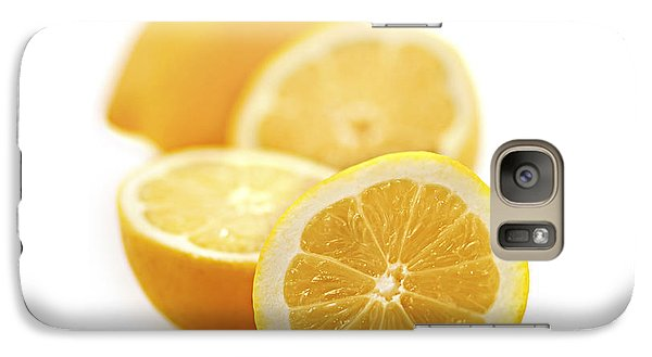 Lemons Galaxy Case by Elena Elisseeva