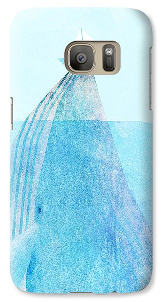 Lift Galaxy S7 Case by Eric Fan