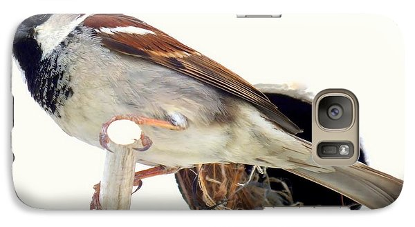 Little Sparrow Galaxy S7 Case by Karen Wiles