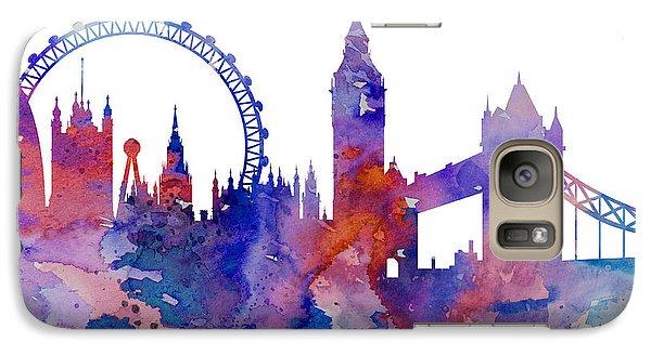 London Galaxy Case by Luke and Slavi