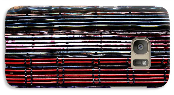 London Underground Cables Galaxy Case by Mark Rogan