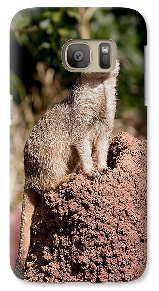 Lookout Post Galaxy S7 Case by Michelle Wrighton