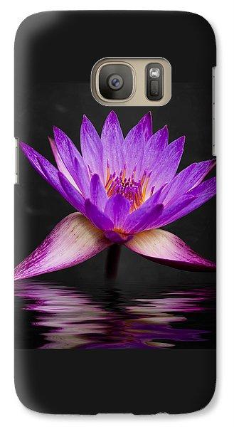 Lotus Galaxy S7 Case by Adam Romanowicz