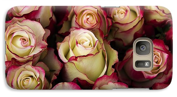 Love Is A Rose IIi Galaxy S7 Case by Al Bourassa