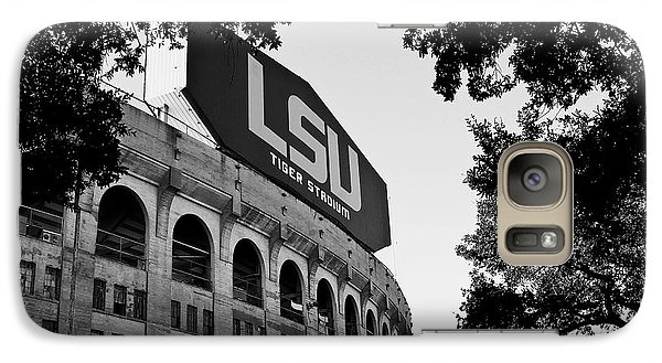 Lsu Through The Oaks Galaxy S7 Case by Scott Pellegrin
