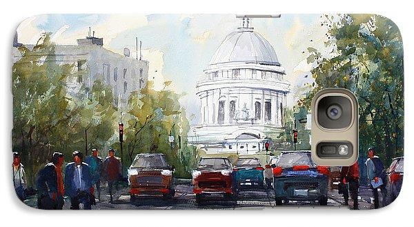 Madison - Capitol Galaxy S7 Case by Ryan Radke