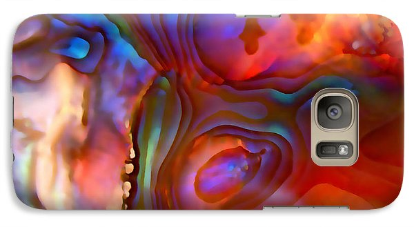 Magic Shell 2 Galaxy S7 Case by Rona Black