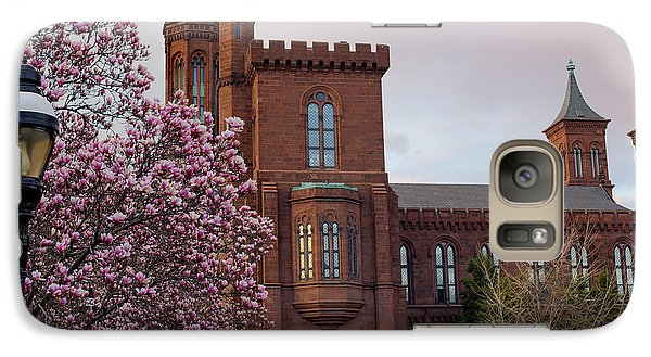 Magnolias Near The Castle Galaxy S7 Case by Andrew Pacheco