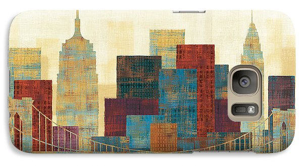 Majestic City Galaxy Case by Michael Mullan