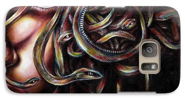 Medusa No. Two Galaxy S7 Case by Hiroko Sakai