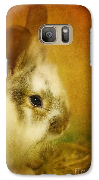 Memories Of Watership Down Galaxy S7 Case by Lois Bryan