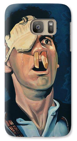 Michael Palin Galaxy S7 Case by Paul Meijering