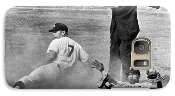 Mickey Mantle Steals Second Galaxy S7 Case by Underwood Archives