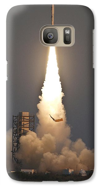 Minotaur I Launch Galaxy S7 Case by Science Source
