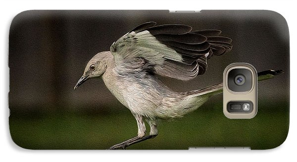 Mockingbird No. 2 Galaxy S7 Case by Rick Barnard