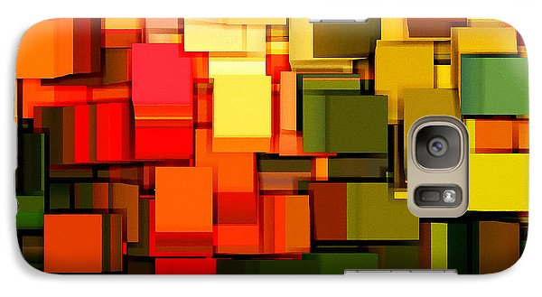 Modern Abstract I Galaxy Case by Lourry Legarde