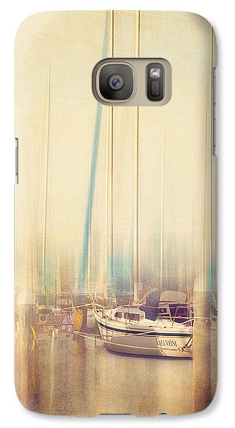 Morning Sail Galaxy S7 Case by Amy Weiss