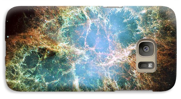 Most Detailed Image Of The Crab Nebula Galaxy Case by Adam Romanowicz