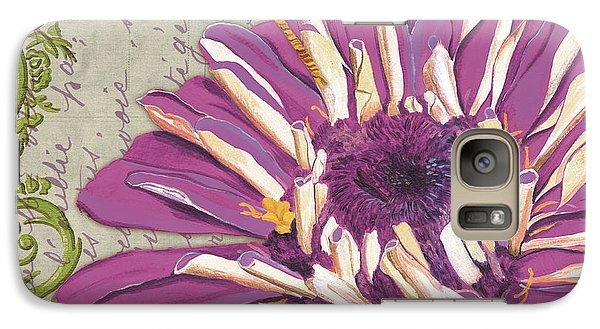 Moulin Floral 2 Galaxy S7 Case by Debbie DeWitt
