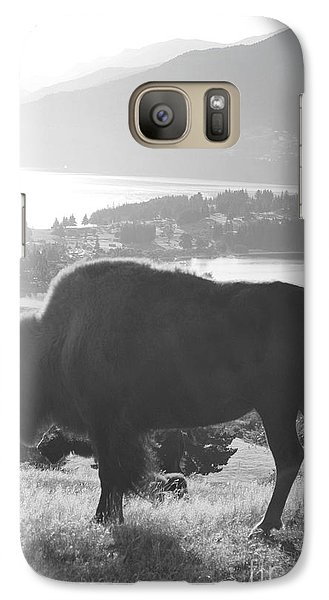 Mountain Wildlife Galaxy Case by Pixel  Chimp