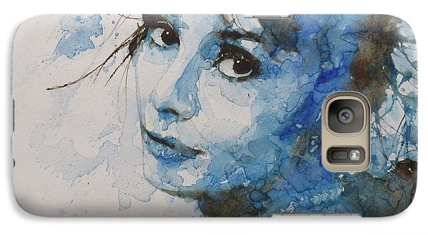 My Fair Lady Galaxy Case by Paul Lovering