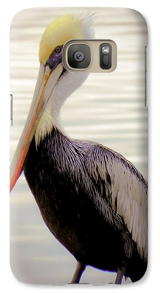 My Visitor Galaxy S7 Case by Karen Wiles
