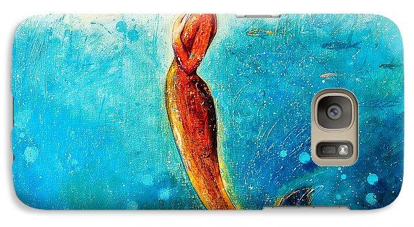 Mystic Mermaid II Galaxy S7 Case by Shijun Munns