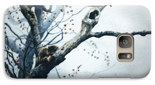 Nap In The Mist Galaxy S7 Case by Hanne Lore Koehler