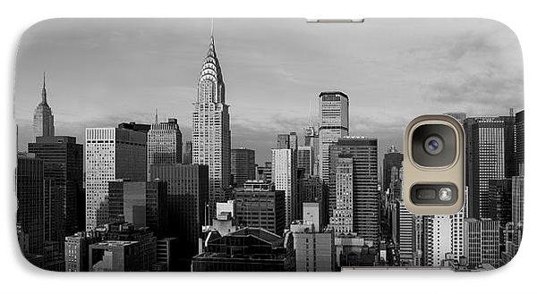 New York City Skyline Galaxy S7 Case by Diane Diederich