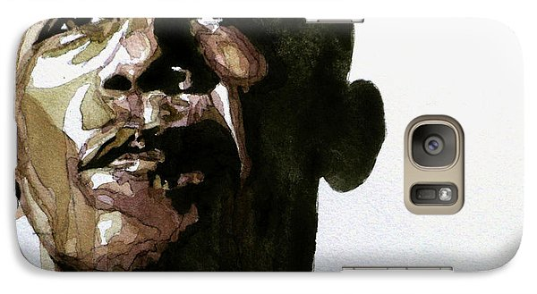 Obama Hope Galaxy Case by Paul Lovering
