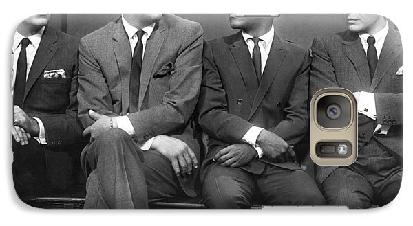 Ocean's Eleven Rat Pack Galaxy S7 Case by Underwood Archives