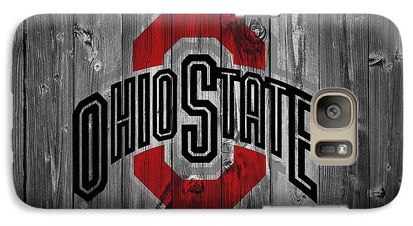 Ohio State University Galaxy S7 Case by Dan Sproul
