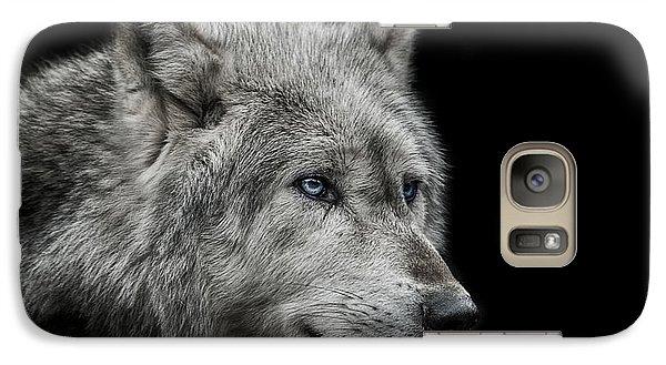 Old Blue Eyes Galaxy S7 Case by Paul Neville