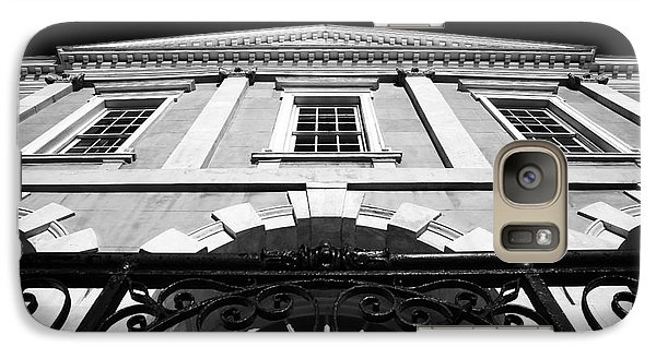 Old Exchange Building Galaxy S7 Case by John Rizzuto