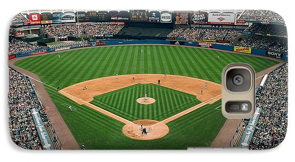 Old Yankee Stadium Photo Galaxy S7 Case by Horsch Gallery