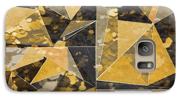 Omg Modern Triangles II Galaxy S7 Case by south Social Studio