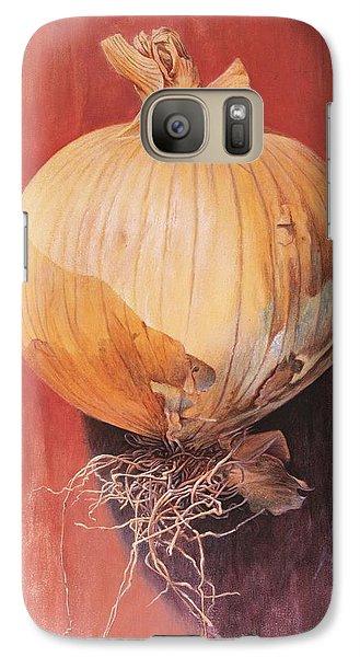 Onion Galaxy S7 Case by Hans Droog