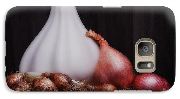 Onions Galaxy S7 Case by Tom Mc Nemar