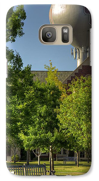 Ou Campus Galaxy Case by Ricky Barnard
