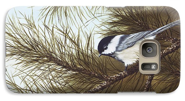 Out On A Limb Galaxy Case by Rick Bainbridge