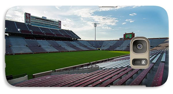 Owen Field  Galaxy Case by Nathan Hillis
